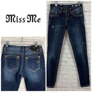 Miss Me Signature Skinny Jeans 👖